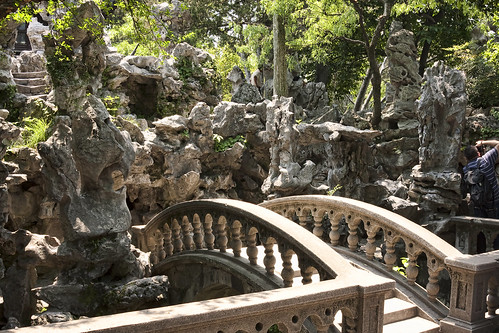 Entrance to the Grotto of Taihu Rock