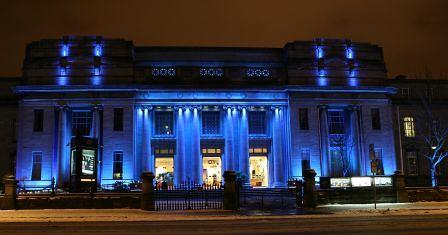 The National Concert Hall - Dublin, Ireland