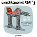 Underachieving AT-AT #1 by lunchbreath