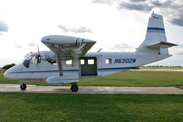 N6302w gaf nomad n22b originally delivered to the us for Nomad service