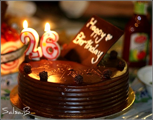 Happy 26 Birthday Salwa Bugis Flickr
