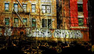 Blast Status Graffiti
