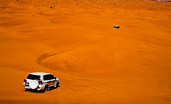 Private Hatta 4x4 Safari - Mountain Springs