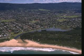 Bellambi Lagoon, New South Wales, Australia