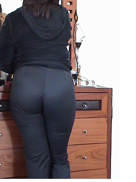 Big Booty Ass Black 114