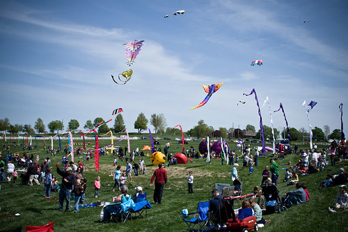 2010 Flights of Fancy Kite Festival