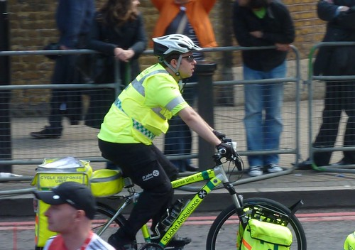 St John Ambulance - Cycle Response Units