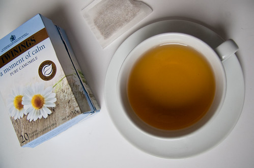 herbal  teas help relieve migraines