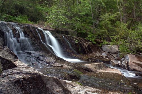 longexposure white water waterfall nc rocks northcarolina naturephotography gastoncounty davidhopkinsphotography