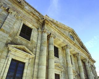 La Casa Llotja de Mar seu corporativa de la Cambra de Comerç, Indústria i Navegació de Barcelona