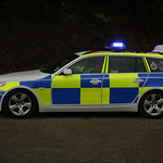 Surrey Police BMW 5 series - re-upload
