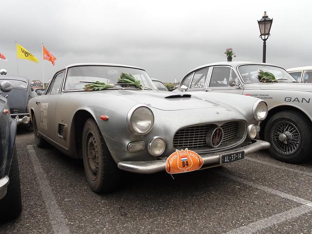 1963 Maserati 3500 GT Superleggera | Flickr - Photo Sharing!