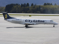 City Airline ERJ-135 SE-RAA