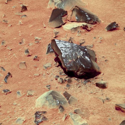 Spirit sol 601 PanCam