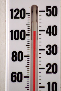 Porch Thermometer, 2006