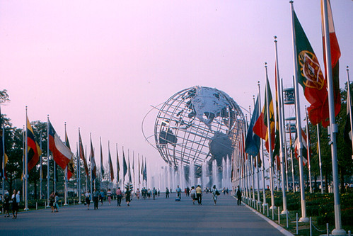 New York World's Fair - Unisphere
