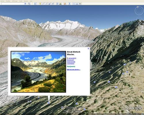 Switzerland: Glacier d'Aletsch