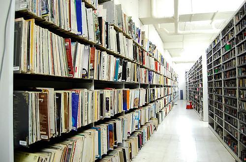 Vinylcollectie bibliotheek Kortrijk