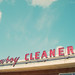 cowboy cleaners sign 1