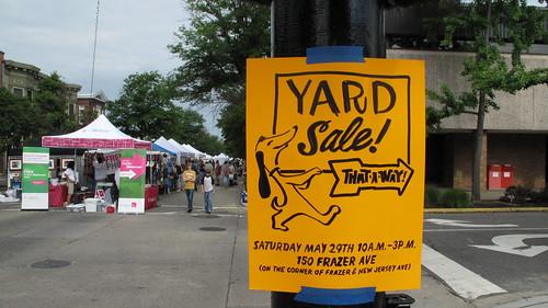 Yard Sale!