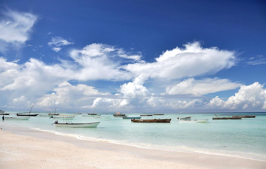 Kizimkazi Beach, Zanzibar, Tanzania