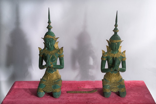 Temple guardians by Lotus Living