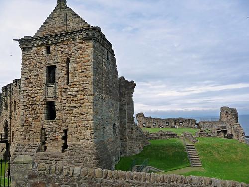 St Andrews Castle, Fife