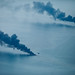 Burning Off The Surface Oil From BP's Deepwater OilSpill