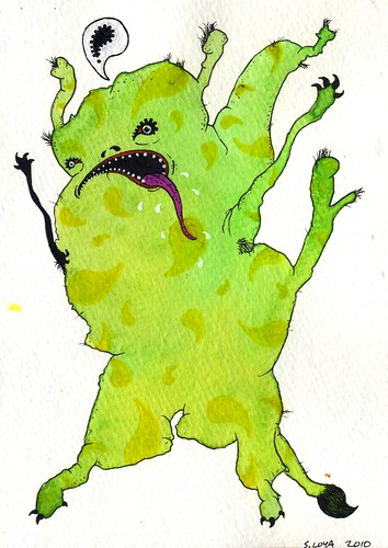 Splotch Monster 263