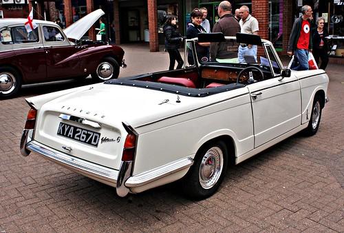 1966 Triumph Vitesse 6
