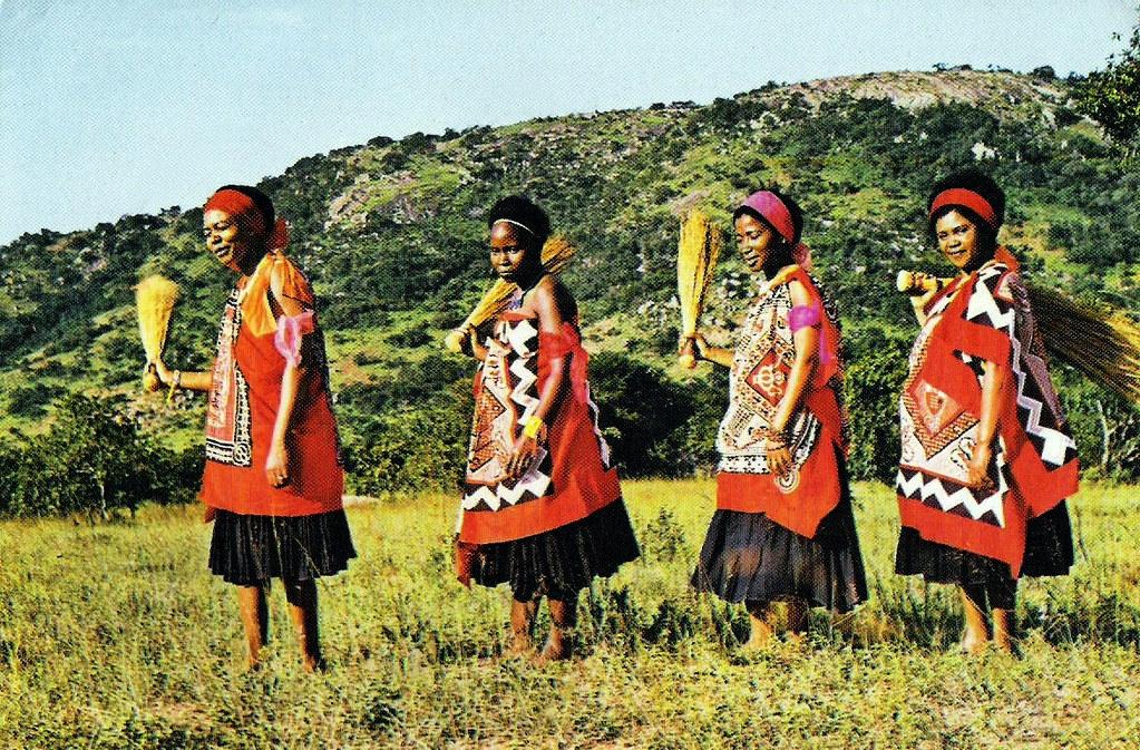 Swati women