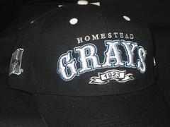 Homestead Grays Cap ($25)