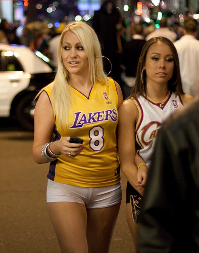 Lakers Girl