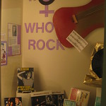 Women Who Rock Display