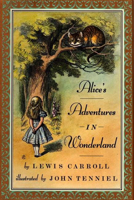 Alice's Adventures in Wonderland - Lewis Carroll