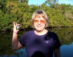 Mom at St Petersburg, Florida.JPG