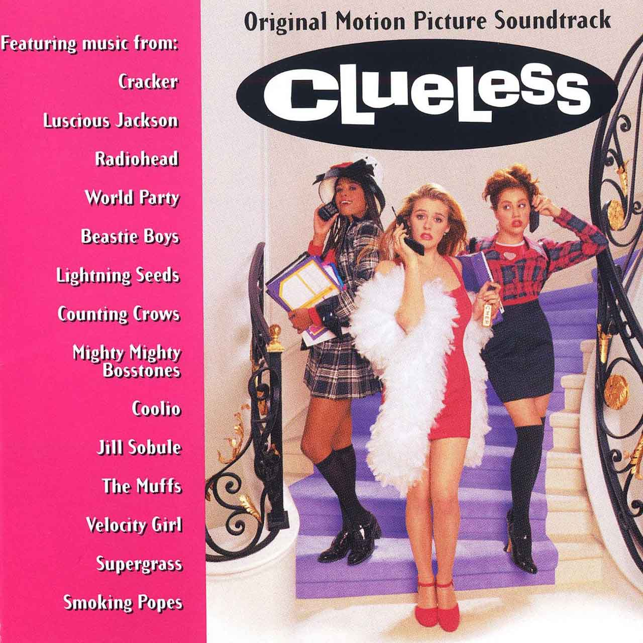 My Top 4 Soundtracks And How They Influence My Mood - When I'm Feeling Nostalgic: The movie clueless debuted in 1995. At that time I was a 13 year old middle schooler who loved getting dressed up and crushing on my crush. The main character Alicia Silverstone (Cher Horowitz) is a privileged high schooler growing up in Beverly Hills. Together with her group of friends she is having the time of her life shopping ad doing what most teenagers do - not having a care in the world. This movie and soundtrack make me feel eternally young, as it zaps me right back to the time of my life when everything was much simpler. The songs Alright by Supergrass, Rollin' With My Homies by Coolio, and Supermodel by Jill Sobule all sum up that time of my life. Whenever I am in a reminiscent mood, I watch Clueless and the music instantly transports me back to my adolescence.