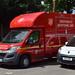 The Salvation Army - LK65ATU - Stowmarket - Emergency Response Unit