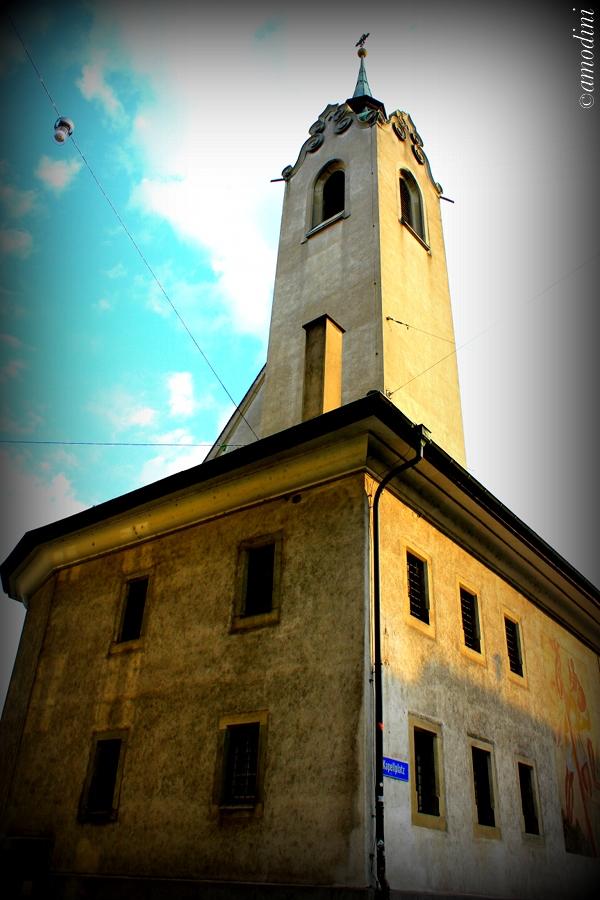 St. Peterskapelle, Lucerne