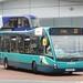 Arriva Cymru 998 CX11EVG Wrexham bus station 3 July 2017