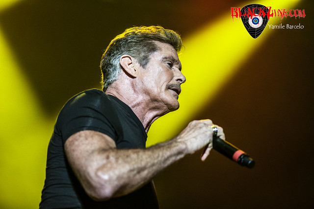 "[NOVAROCK 2017] ""THE HOFF"" DAVID HASSELHOFF"