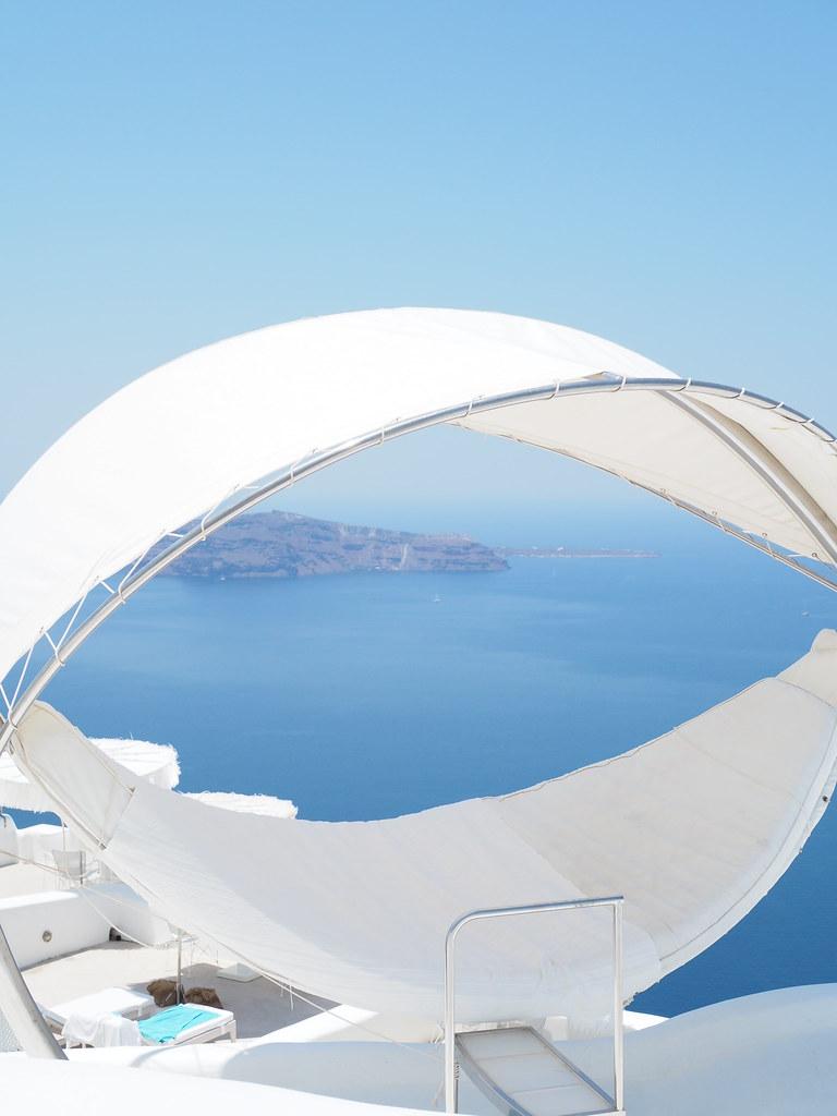 Santorini-hotelli2