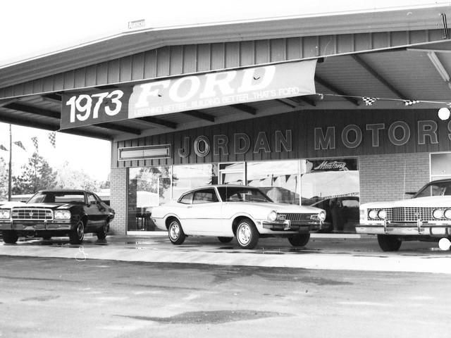 Jordan Motors Ford San Antonio Tx 1973 A Photo On Flickriver