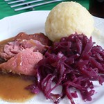 Schinkenbraten in Cola aus dem Slow Cooker