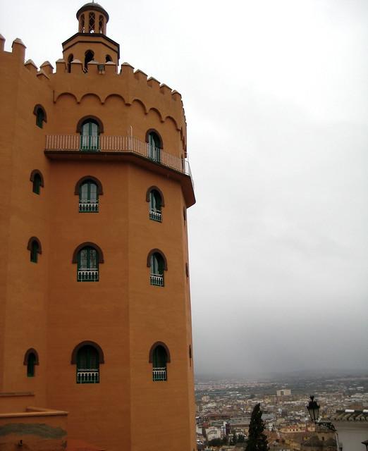 Hotel Orange Palace Von Oben Foto