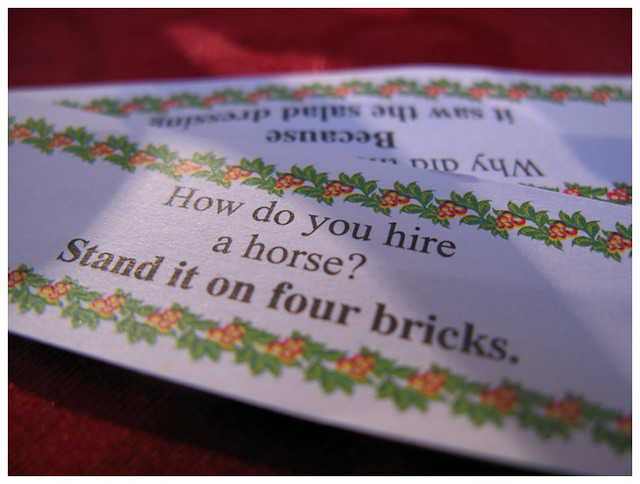 Christmas Cracker Jokes   Flickr - Photo Sharing!