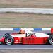 Huub Rothengatter Zakspeed Hockenheim 1986 by autosportfoto