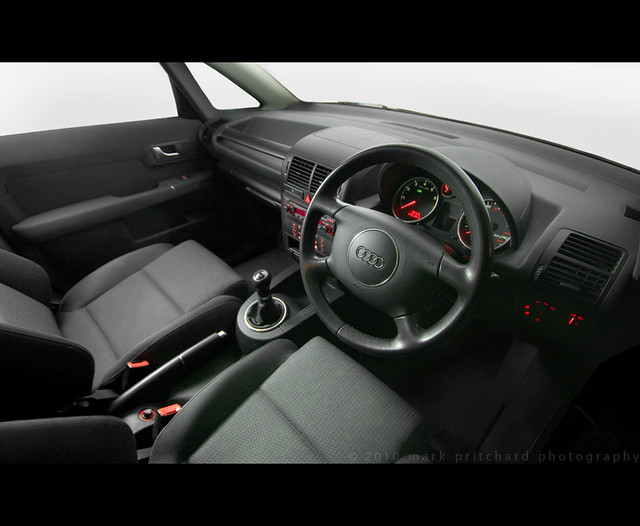 Audi A2 Interior | Flickr - Photo Sharing!