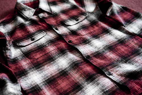 Flatspot Flannel Shirt Sample 1