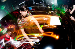 Tokyo Clubbing #1 DJ Dixon at club AIR